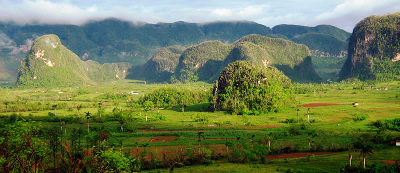 The Valley of Vinales, Cuba's most beautiful landscapes