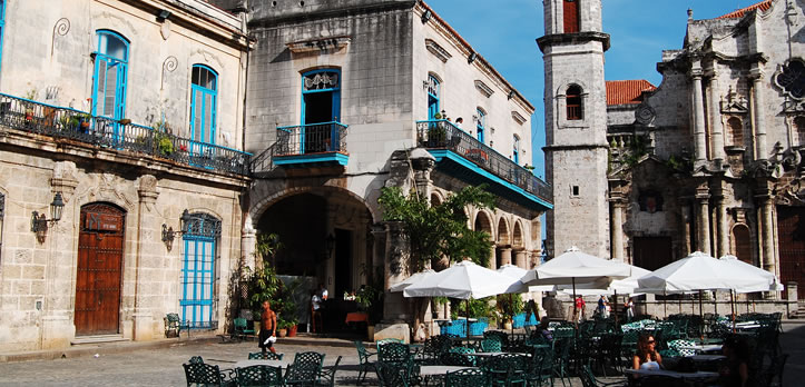 Havana - Cathedral Square